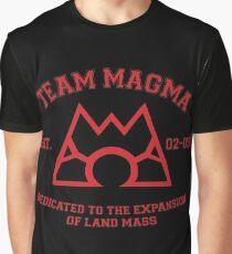 Team Magma Ver. 2 Graphic T-Shirt