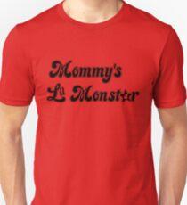 Mommy's Lil MonStar T-Shirt