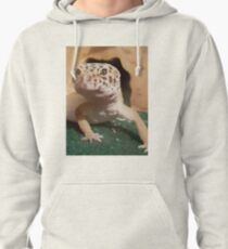 Leopard gecko Pullover Hoodie