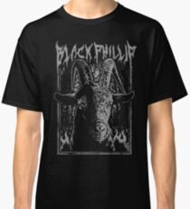 Black Metal Phillip Classic T-Shirt