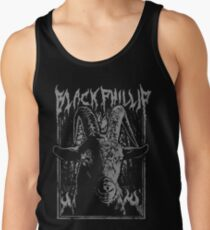 Black Metal Phillip Men's Tank Top