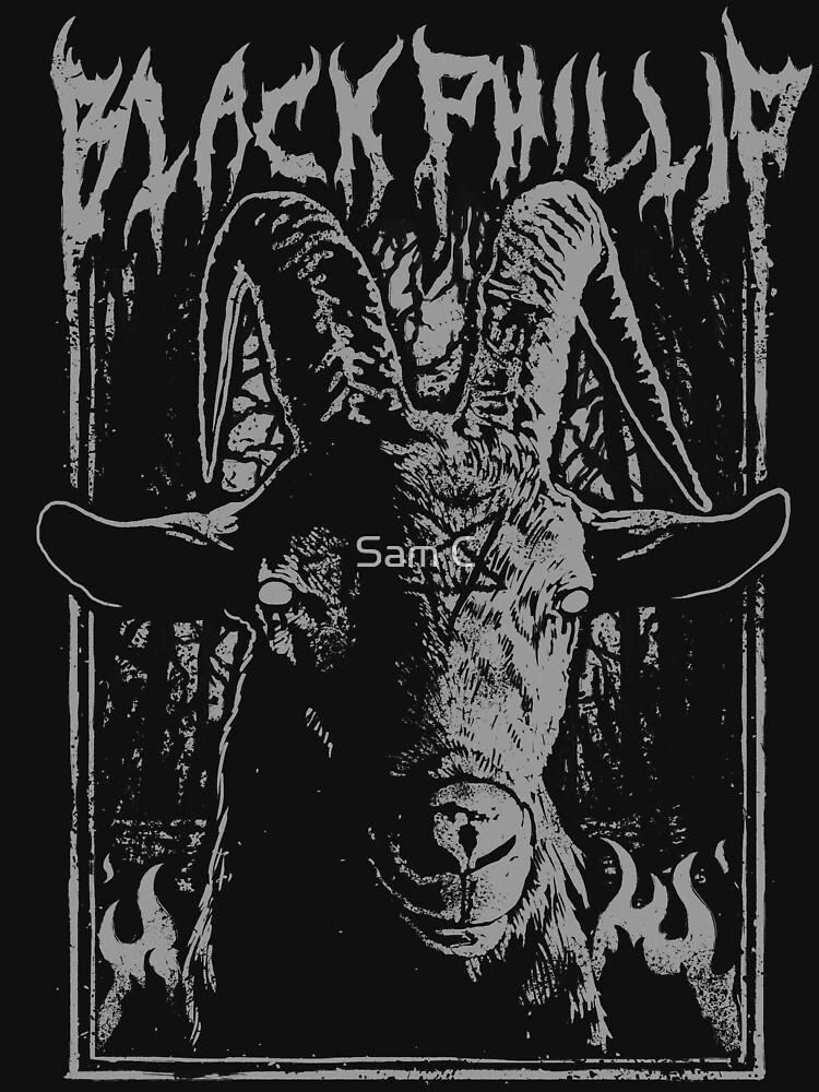 Black Metal Phillip de samRAW08