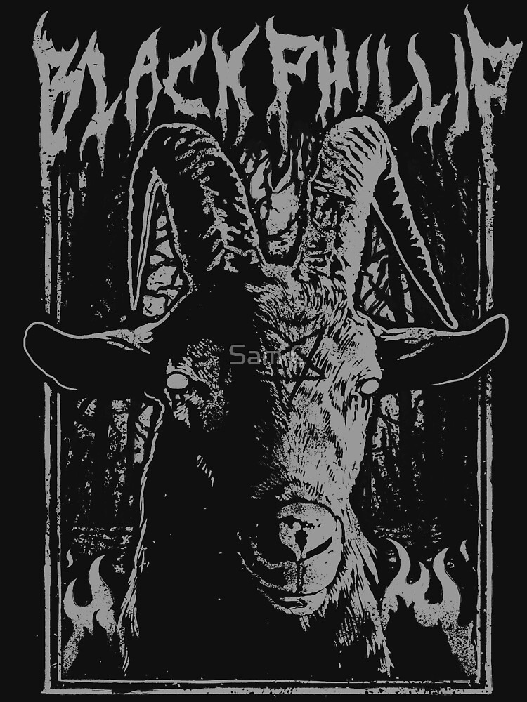 Black Metal Phillip | Unisex T-Shirt