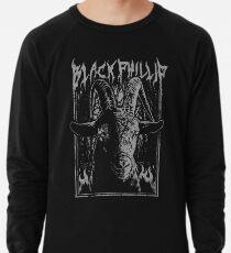 Black Metal Phillip Lightweight Sweatshirt