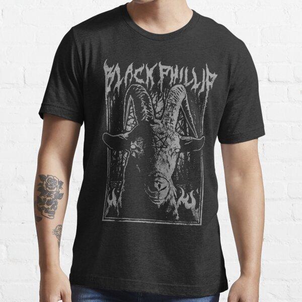 Phillip en métal noir T-shirt essentiel