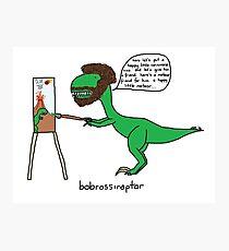 Bobrossiraptor Fotodruck