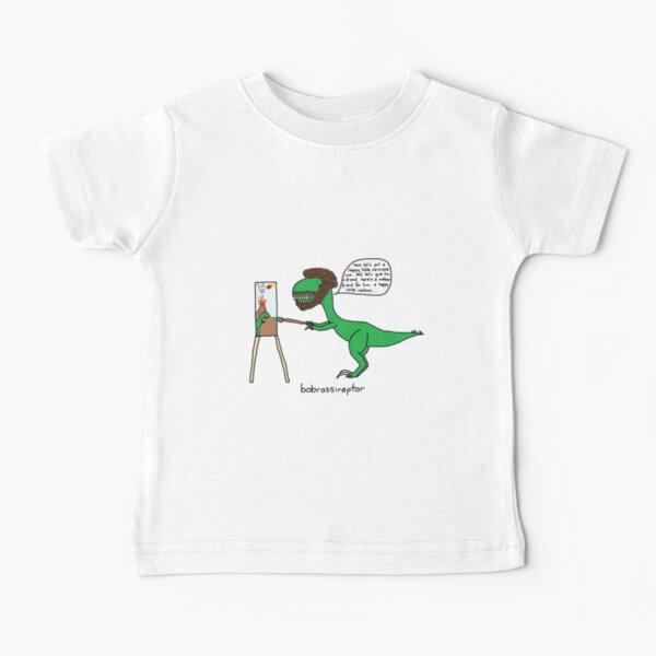 Bobrossiraptor Baby T-Shirt