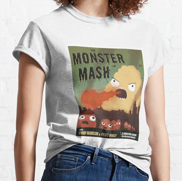 The Monster Mash Classic T-Shirt