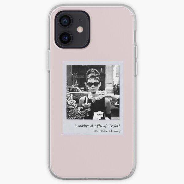 breakfast at tiffany's polaroid iPhone Soft Case