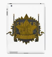 Sniper Elite Gaming Products  iPad Case/Skin