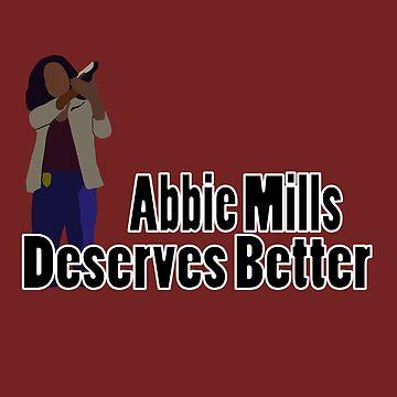 Abbie Mills Deserves Better by fructosebat