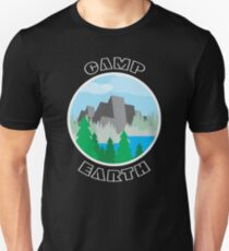 Camp Earth Unisex T-Shirt
