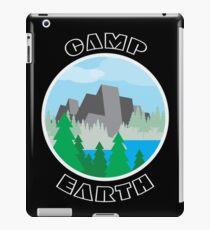 Camp Earth iPad Case/Skin