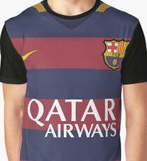 Barça, barcelona, barsa, messi, neymar, españa Graphic T-Shirt