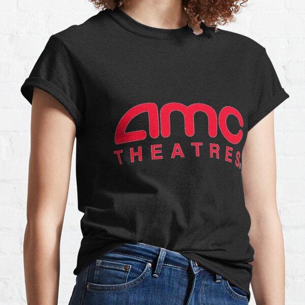 AMC Theaters Logo Classic T-Shirt