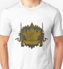 Sniper Elite Gaming Products  T-Shirt