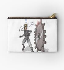 Metal Gear Solid funny  Studio Pouch