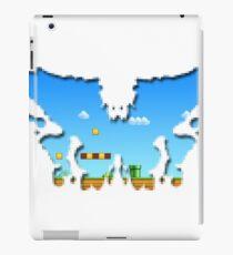 Mario Rorschach 8-bit iPad Case/Skin