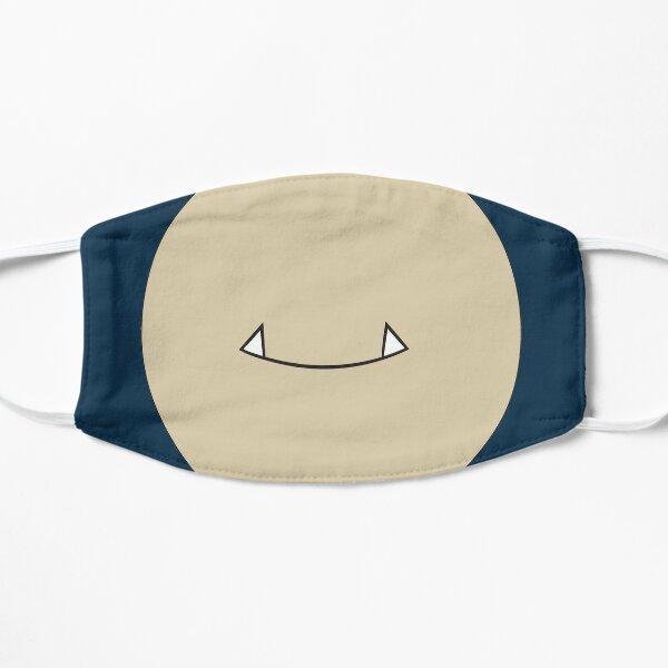 Snorlax  Flat Mask