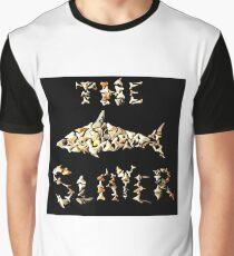 The Shark Slayer Graphic T-Shirt