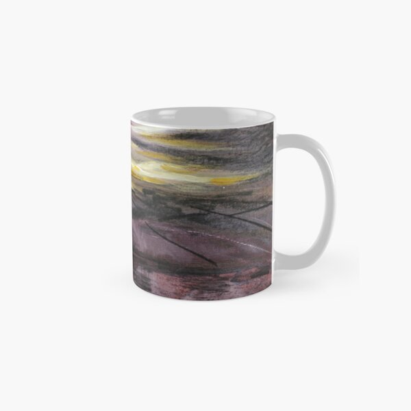 Sunrise - landscape Classic Mug