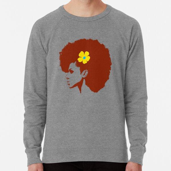 The Yellow Flower  Lightweight Sweatshirt