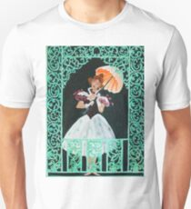 Tightrope Walk - The Haunted Mansion Unisex T-Shirt