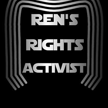 Ren's Rights Activist by geekgirl93
