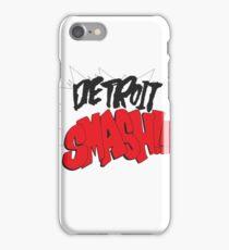 Detroit Smash iPhone Case/Skin