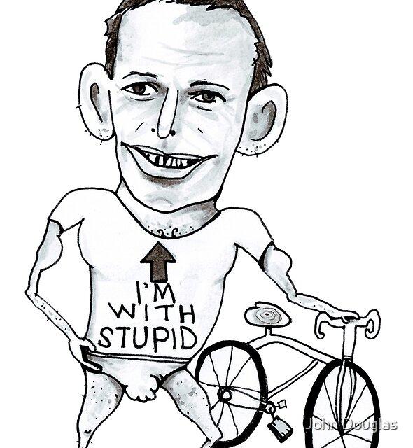 I'm With Stupid by John Douglas