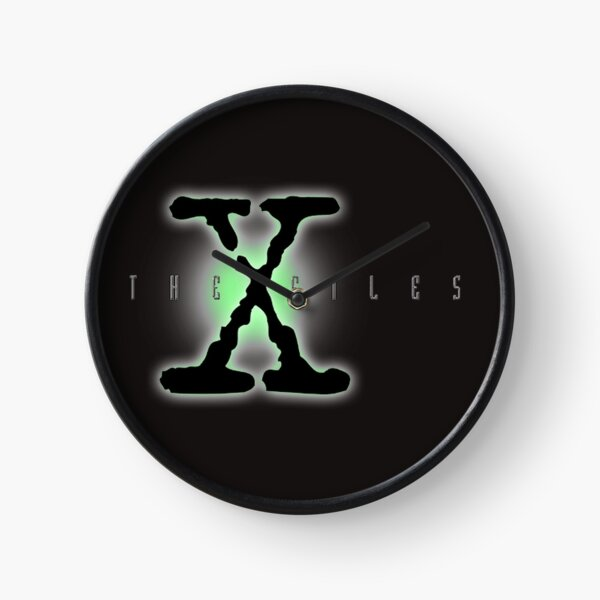 THE X FILES Clock