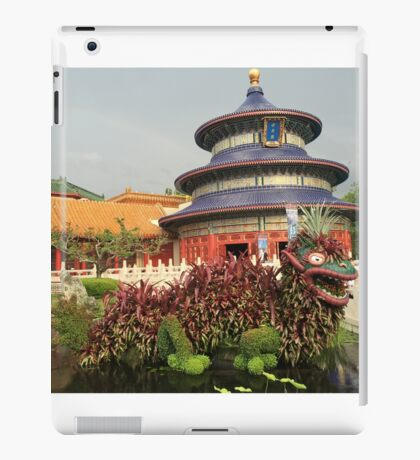 Lucky Dragon Topiary iPad Case/Skin