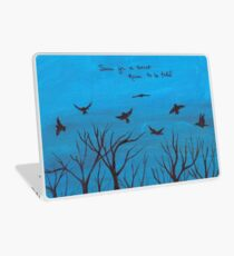 Seven for a secret never to be told Laptop Skin