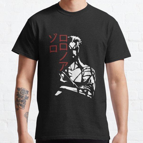 Zoro: Nothing happened Classic T-Shirt