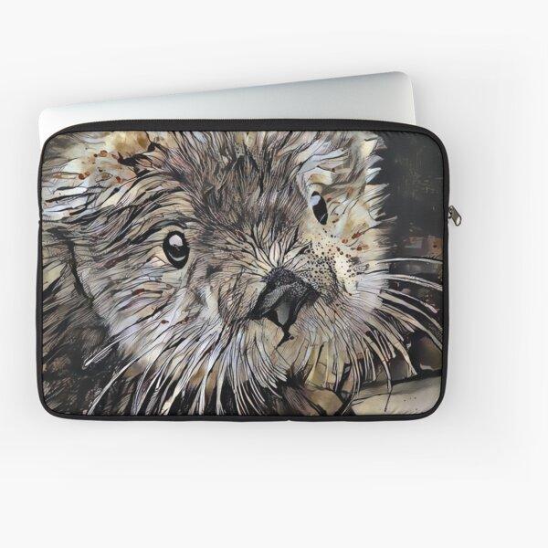 Otter Pup Laptop Sleeve