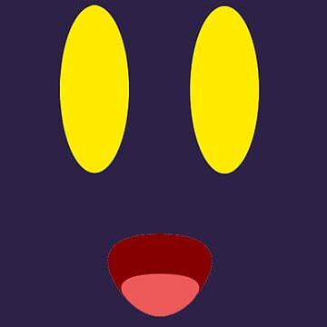 Dark Kirby by CreamFraiche