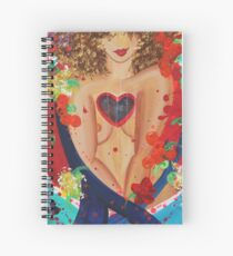 The Diary Spiral Notebook