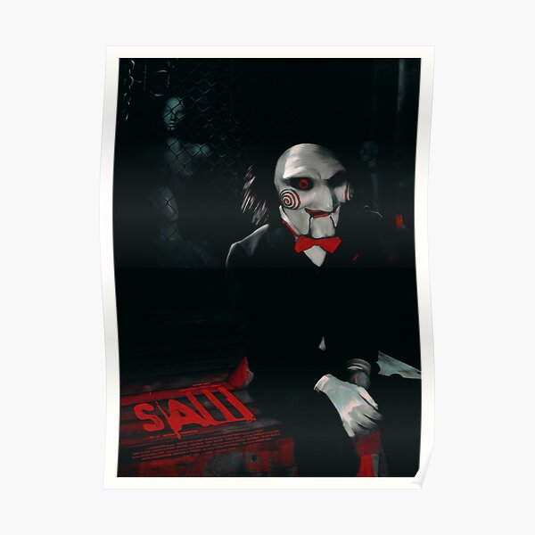 Saw Movie Poster Poster