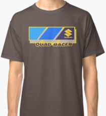 1980's Suzuki Quad Racer Reproduction Print  Classic T-Shirt