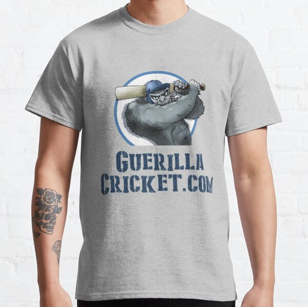 Guerilla Logo Vertical Classic T-Shirt