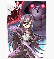 Kirito and Shinkawa Poster