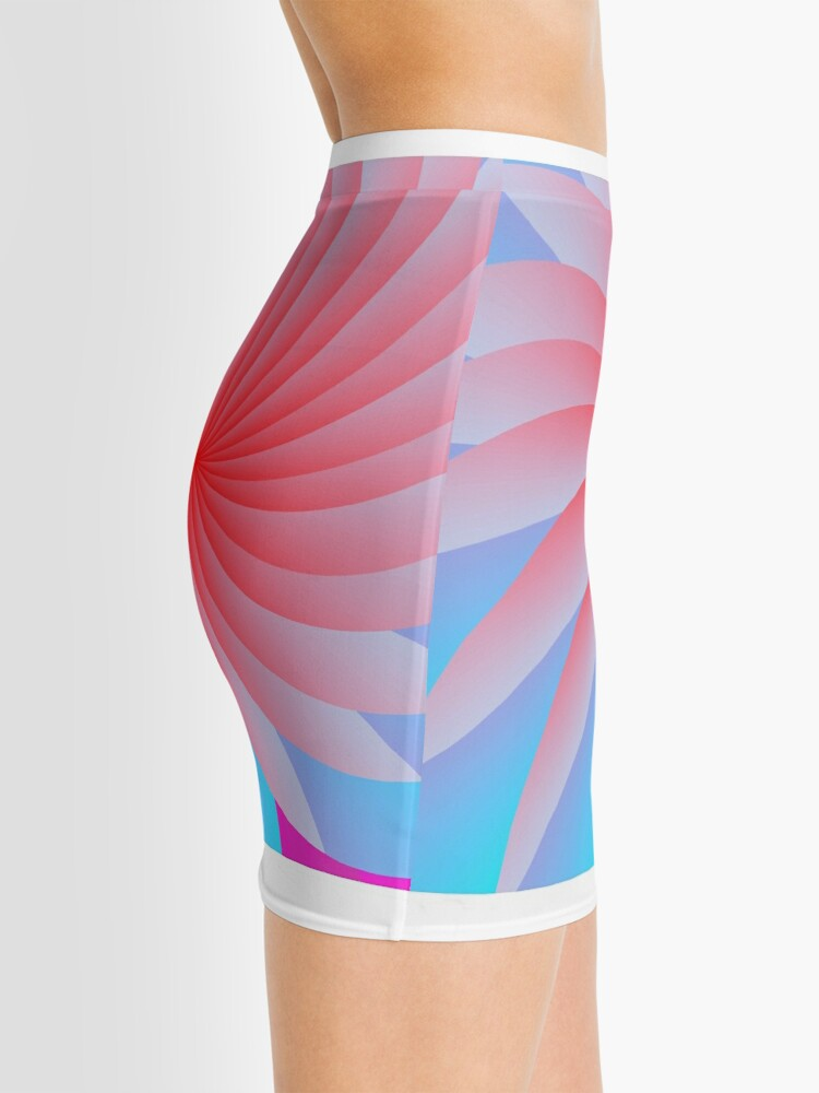 Alternate view of Pink Pillow Posse Mini Skirt