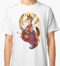 Maple Kitsune Classic T-Shirt