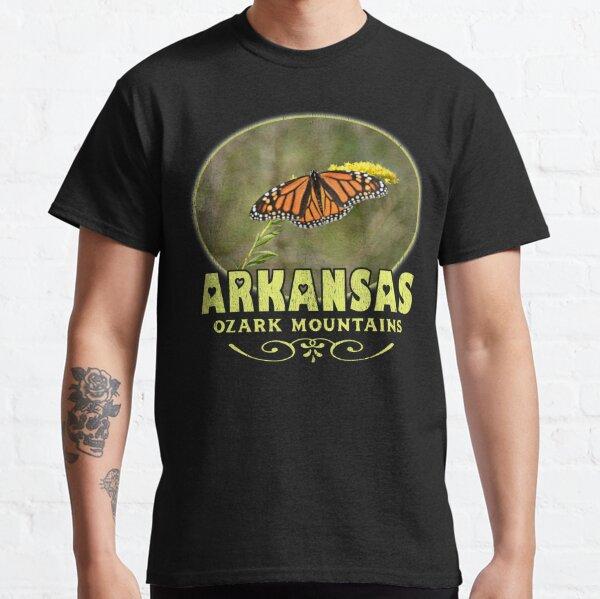 ARKANSAS MONARCH BUTTERFLY | Ozarks Nature Design Classic T-Shirt