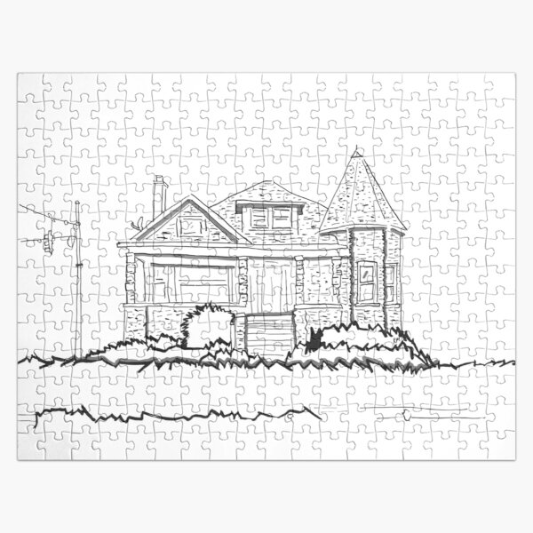2021 01 building Jigsaw Puzzle
