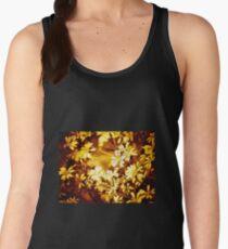 Autumn colours, simple flowers T-Shirt