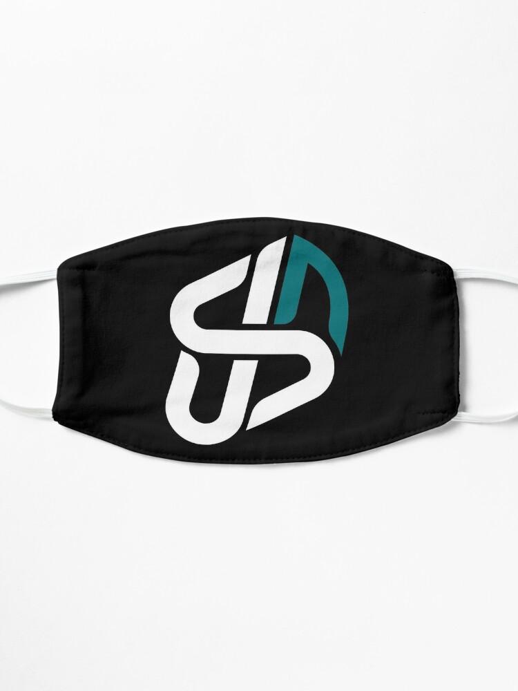 Alternate view of Sharks San Jose Hockey Mask