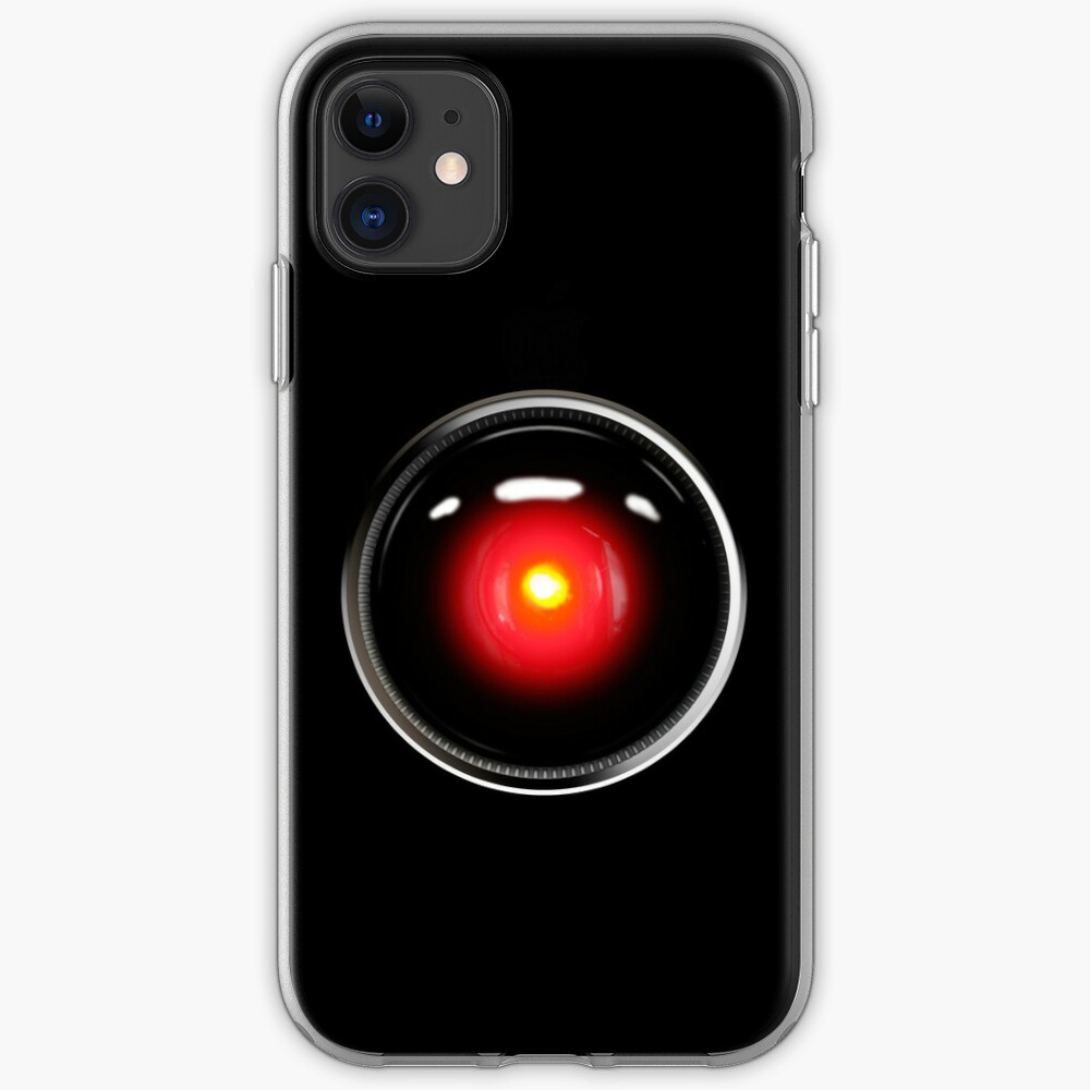 HAL9000 iPhone Case & Cover