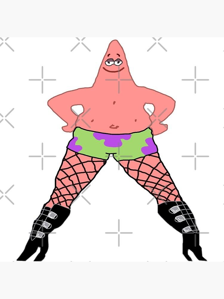 Patrick in Heels by gaylegend