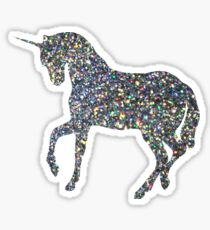 Pegatina Unicornio Holo